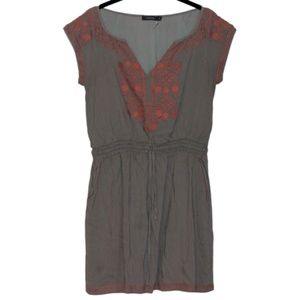 Theme | Embroidered Boho Dress (M)